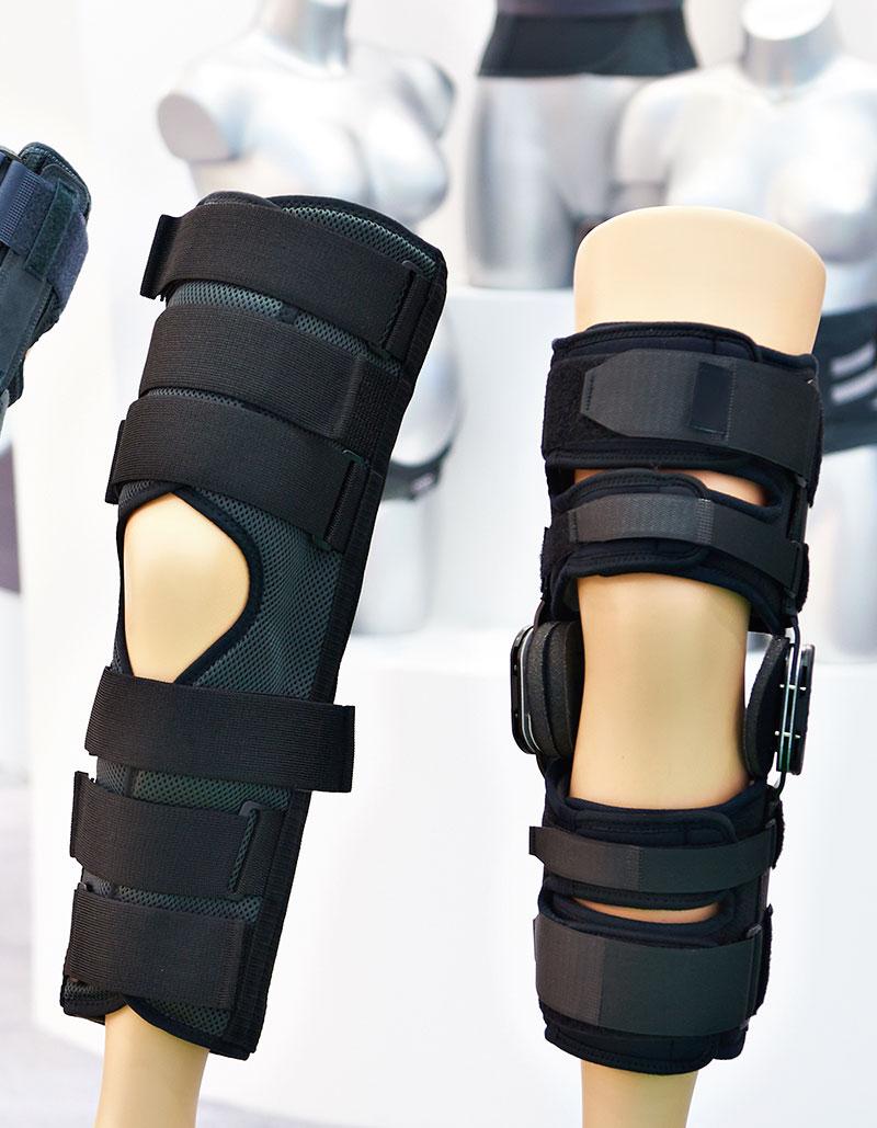 føtter som trenger ortopedisk oppbygg